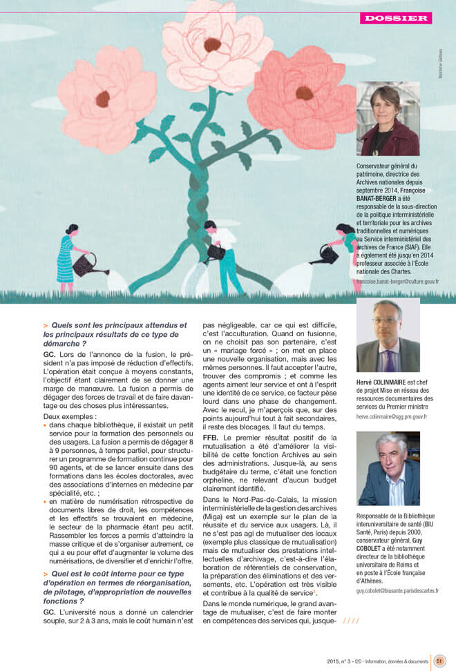 yasmine gateau, illustration, I2D, mutualisations, editorial illustration, fleurs