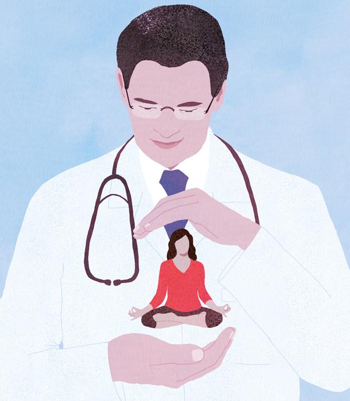 yasmine gateau, sens & santé, chronique, humanisme, médecine