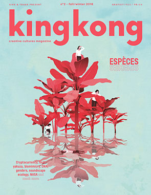 King Kong Magazine n°2