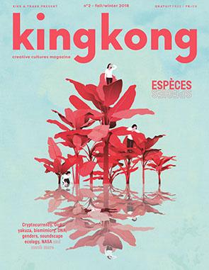King Kong Magazine n°2